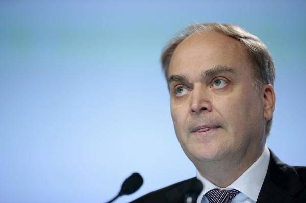 Putin appoints Anatoly Antonov new ambassador to US