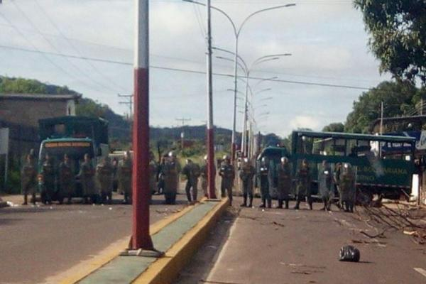 At least 37 die in jail riot in southern Venezuela
