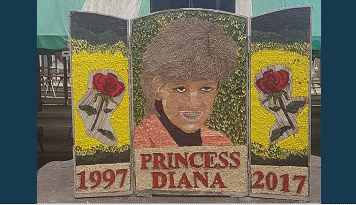 This Princes Diana Tribute Has Everyone Talking For All The Wrong Reasons!