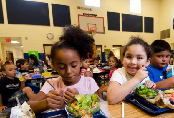 New York City Public Schools Announces Free Lunch For All Students