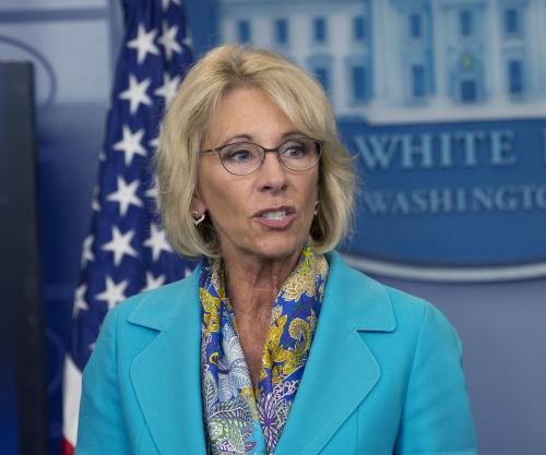 DeVos to seek public input on Title IX rules