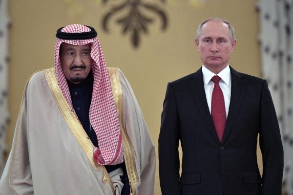 Kremlin Defends Missile Deal With Saudi Arabia