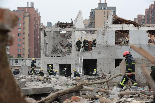 Dead, 30 Injured as Huge Explosion Rocks Ningbo