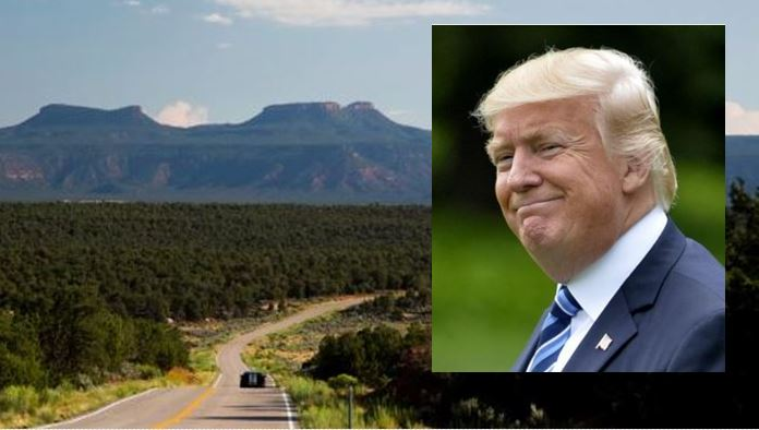 Trump To Announce Plans To Shrink 2 National Monuments In Utah