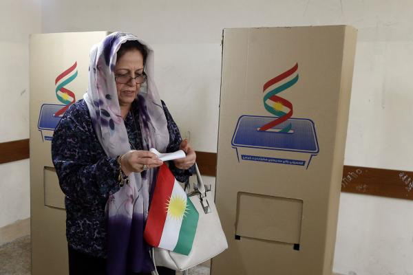 Iraq Federal Court rules Kurdish referendum unconstitutional