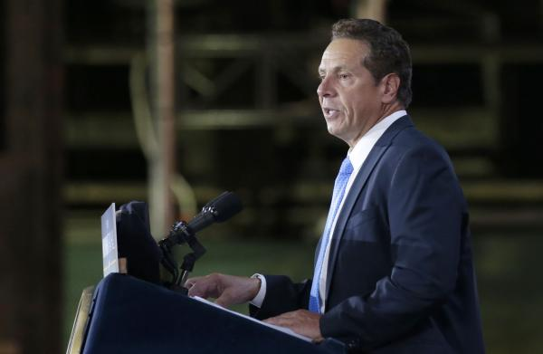 Harassment Lawsuit Claims New York Gov. Cuomo's Office Ignored Complaints