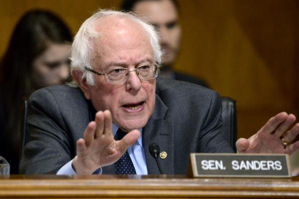 Sen. Bernie Sanders: 'I don't think we're there right now' on impeachment