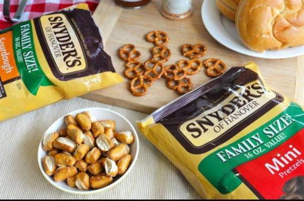 Campbell Soup to acquire Snyder's pretzel, Pop Secret popcorn maker