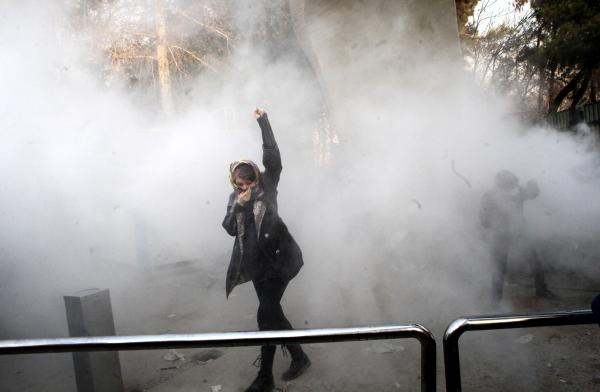 At least 20 people are dead in Iran's bloody week of protests