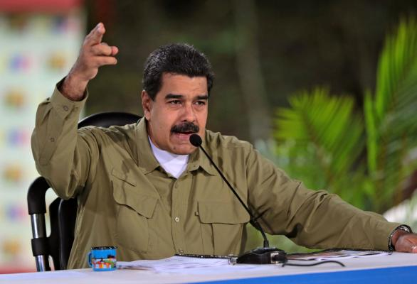 Venezuela to launch oil-backed cryptocurrency to counter Washington's 'economic sabotage'