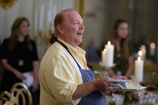 Fifth Woman Accuses Chef Mario Batali Of Sexual Misconduct
