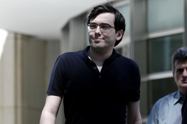 The Governments Wants To Seize Martin Shkreli's One-Of-A-Kind Wu Tang Album