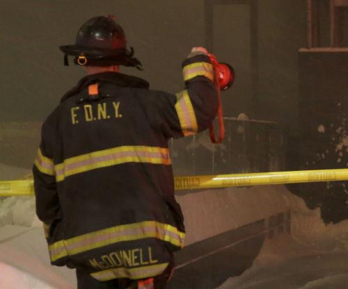 Officials say fatal fire caused by lit menorah
