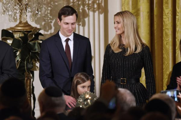 Ivanka Trump, Jared Kushner sued over financial disclosures