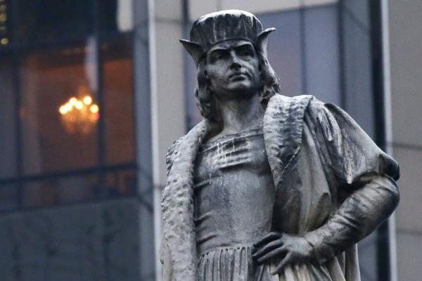 City to keep Columbus Circle statue