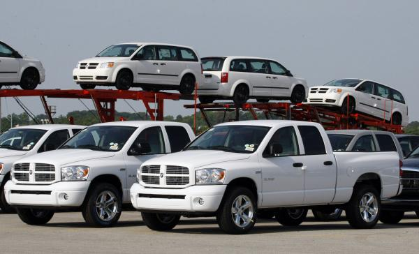 Fiat Chrysler to move truck production from Mexico to US