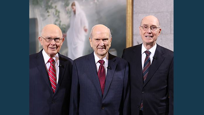 Mormon Church Names Russell M. Nelson As New Leader