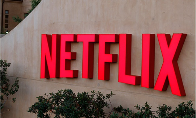 Netflix expects global  sales to overtake United States  sales this quarter