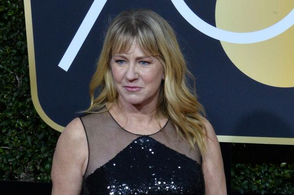 Sure, that's Tonya Harding on the Golden Globes