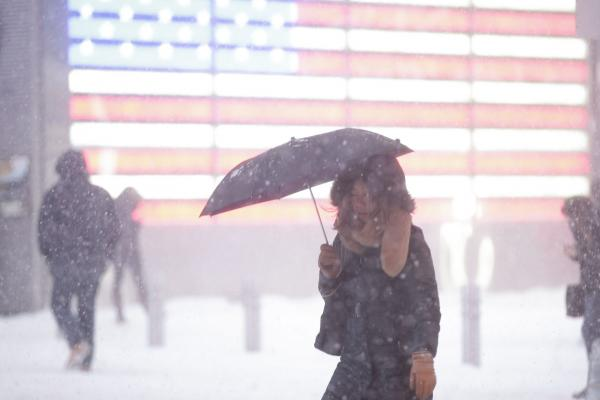 Massive winter storm threatens parts of NY with snow and floods