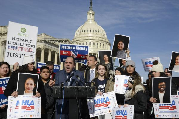 US Senate showdown over 'Dreamer' immigrants seen Thursday