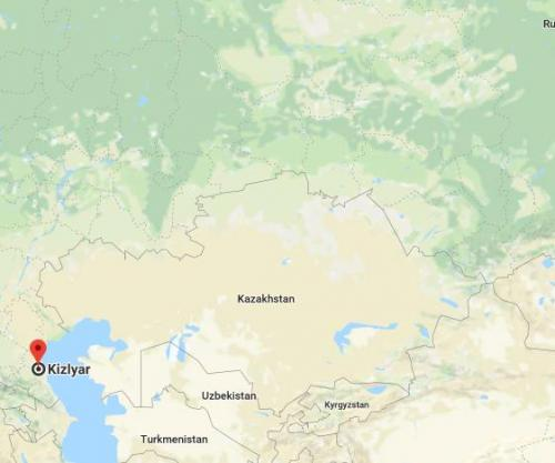 Five women dead after Russian church shooting