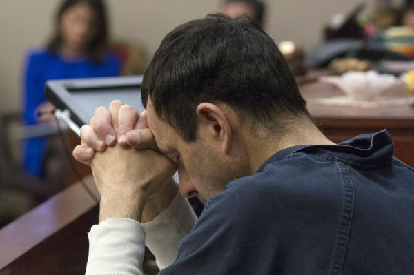 Larry Nassar sentenced to 40 to 125 years in Eaton County