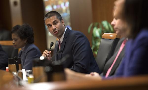 FCC investigating Ajit Pai over relationship with Sinclair