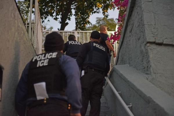 ICE Arrests Nearly 200 Convicted Criminal Illegal Immigrants