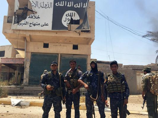 Islamic State ambush kills 27 pro-government fighters in Iraq