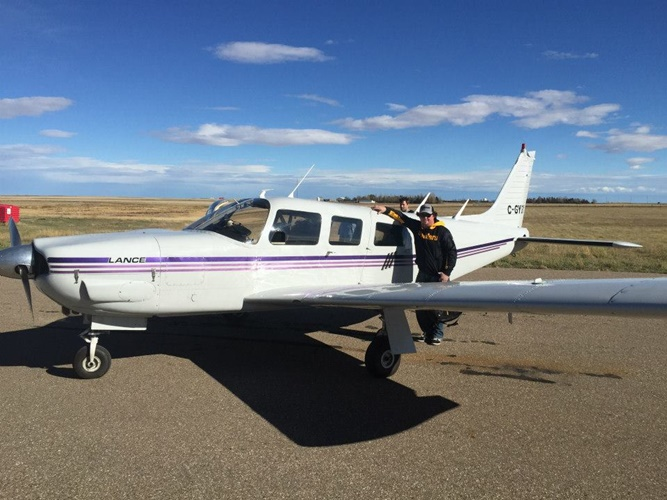 N.M. Aircrew Points Ground Teams to Utah Plane Crash Site
