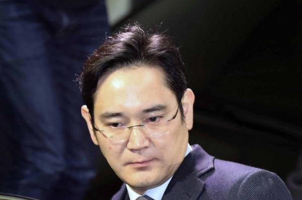 South Korea appeals court frees Samsung heir