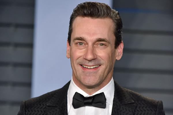 Jon Hamm joins Natalie Portman in Pale Blue Dot