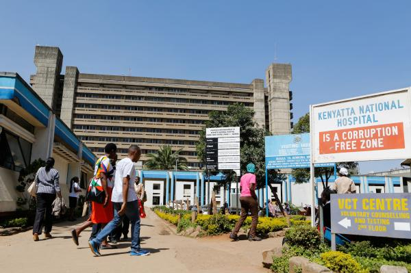 Brain surgery performed on wrong patient at Kenyan hospital