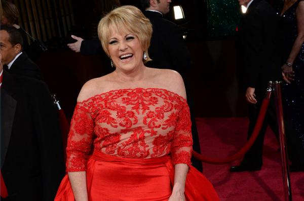 Lorna Luft diagnosed with brain tumor after collapsing