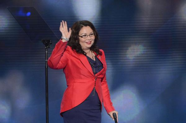 Tammy Duckworth Becomes First Senator To Give Birth In Office