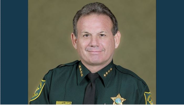 Broward County sheriff receives no confidence vote from police union
