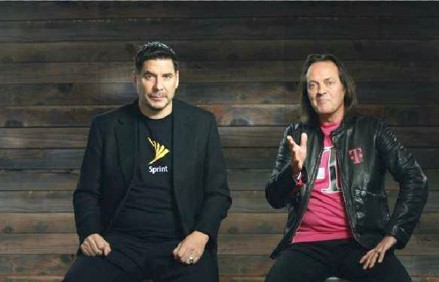 Sprint, T-Mobile announce merger