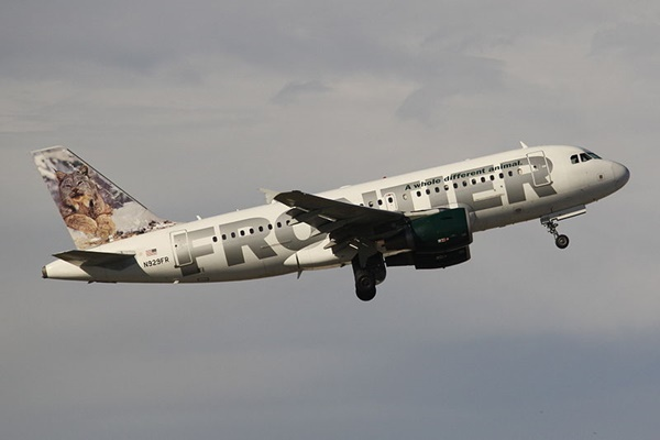 Frontier adds Milwaukee to Jacksonville service