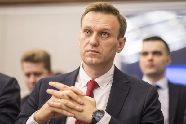 Russian court sentences Alexei Navalny to 30 days in prison