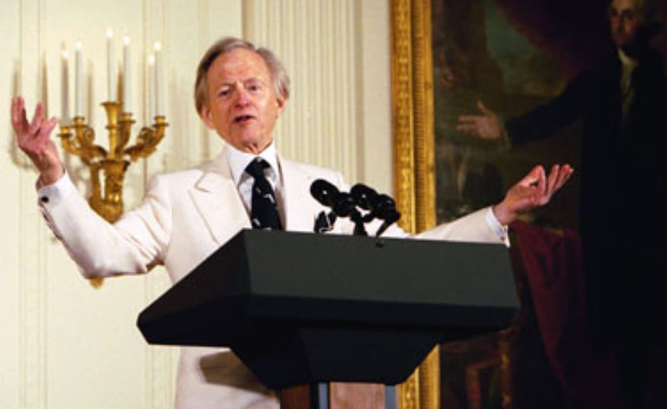 In Memoriam Tom Wolfe