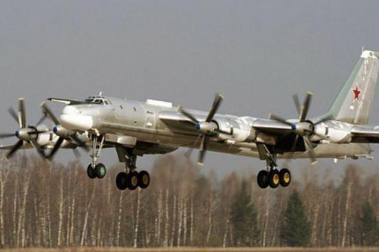 Russian bombers intercepted off United States  coast