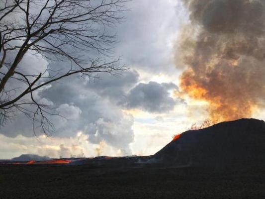 Kilauea volcano destroys 467 Hawaiian homes