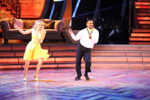 Witney and Alfonso Ribeiro