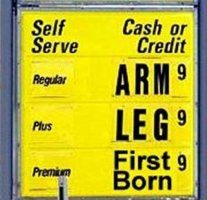 Gas Price - Gephardt Daily
