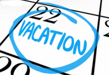 Vacations - Gephardt Daily