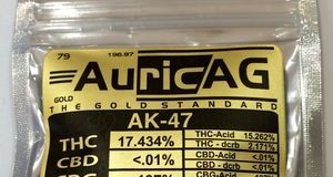 Auricag the Golden Standard