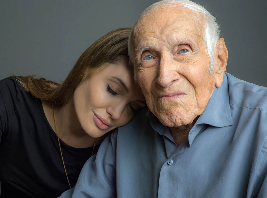 Jolie and Zamperini - Gephardt Daily