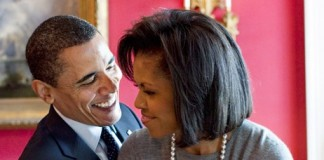 Michelle and Barrack - Gephardt Daily