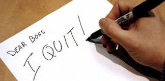 I Quit - Gephardt Daily